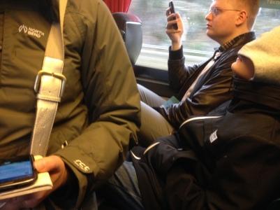 Multitasking ser inte barn