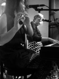 Yen Tin Lou & Leah Harris
