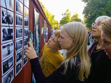 Fotografier Anders Lönegård Planket Sthlm Stockholm Foto: Lotte Johansson