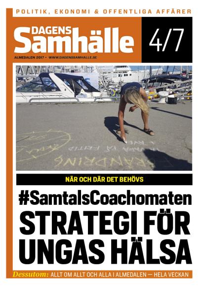 Mobila Samtals Coachomaten