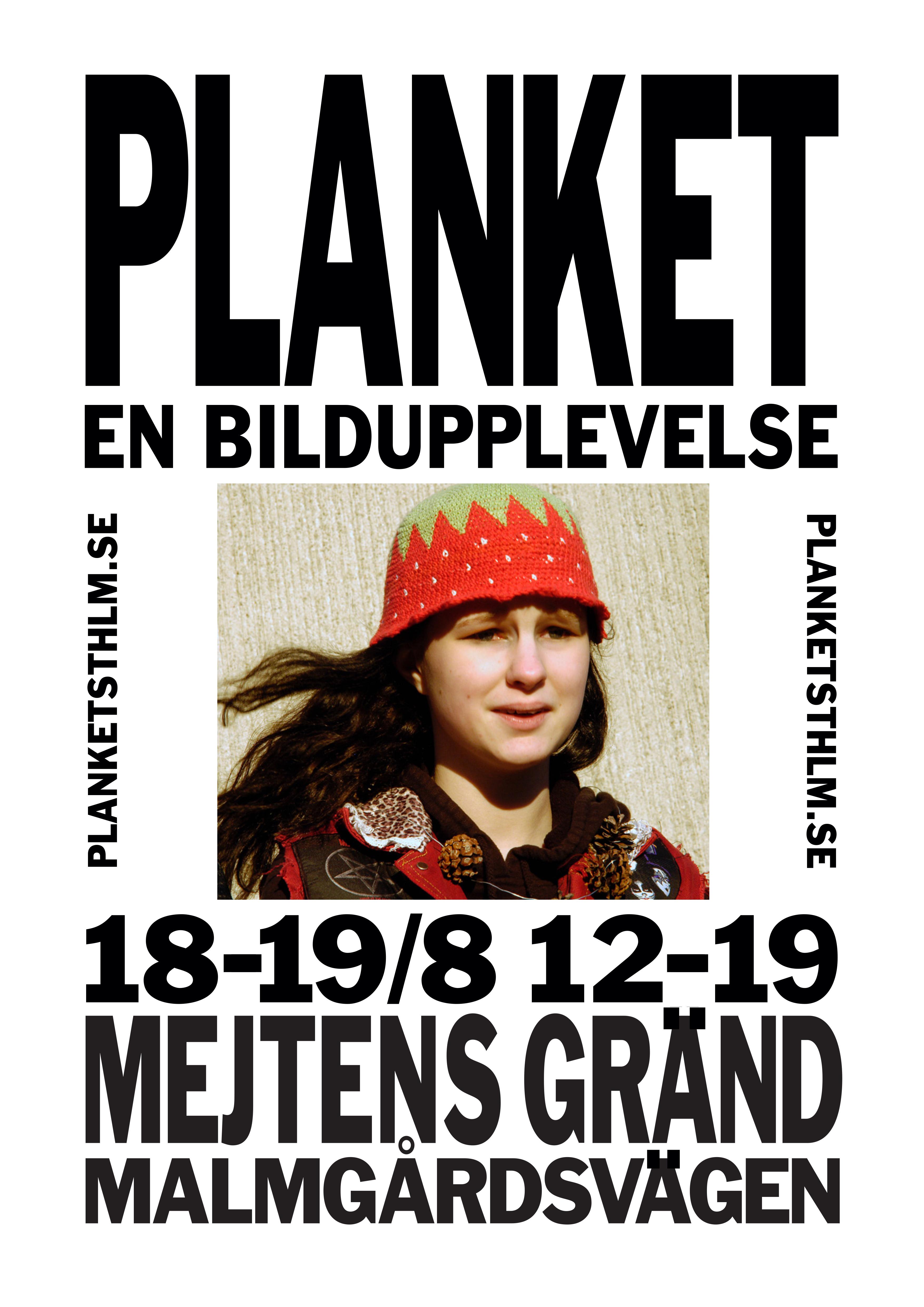 Lotte Johansson Planket Sthlm 2018